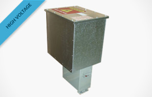R1000ft Individual Capacitor cw Fusing & Terminal Box